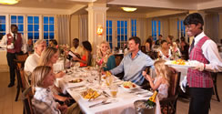 Beaches Boscobel Dining