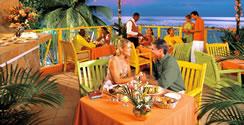 Beaches Sandy Bay Dining