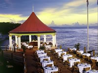 Sandals Grande Riviera dining photo